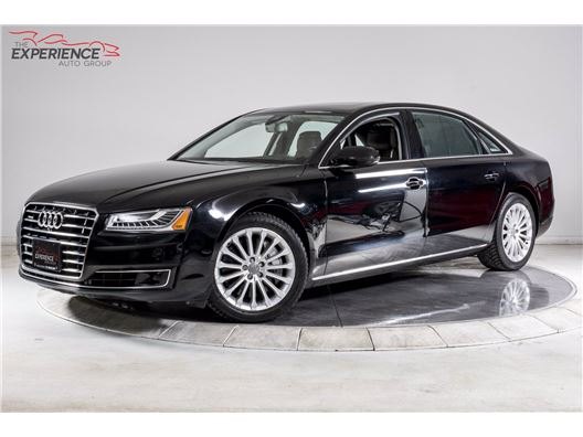 2015 Audi A8 L for sale in Fort Lauderdale, Florida 33308
