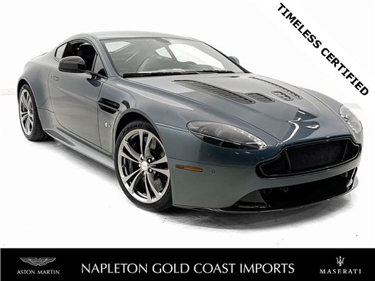 2017 Aston Martin V12 Vantage S for sale in Downers Grove, Illinois 60515