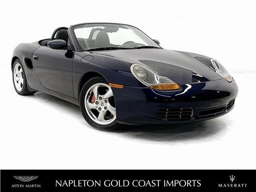 2001 Porsche Boxster for sale in Downers Grove, Illinois 60515