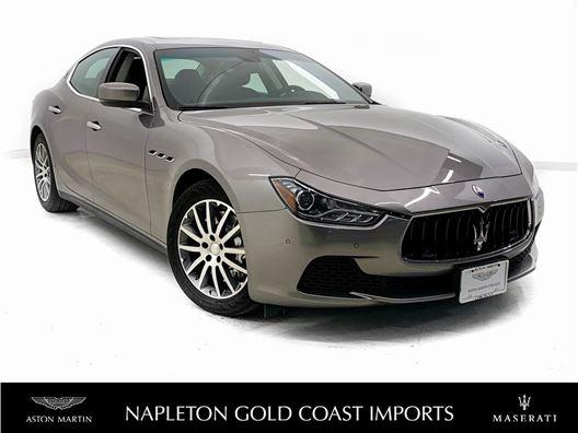 2014 Maserati Ghibli for sale in Downers Grove, Illinois 60515