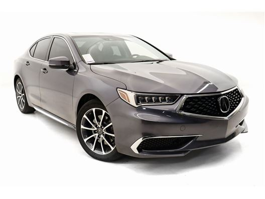 2018 Acura TLX for sale in Downers Grove, Illinois 60515