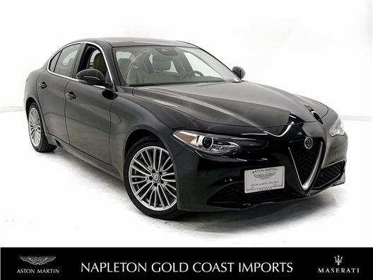 2018 Alfa Romeo Giulia for sale in Downers Grove, Illinois 60515