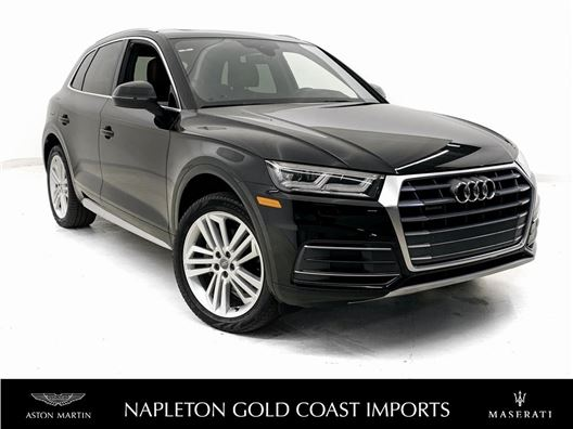 2018 Audi Q5 for sale in Downers Grove, Illinois 60515