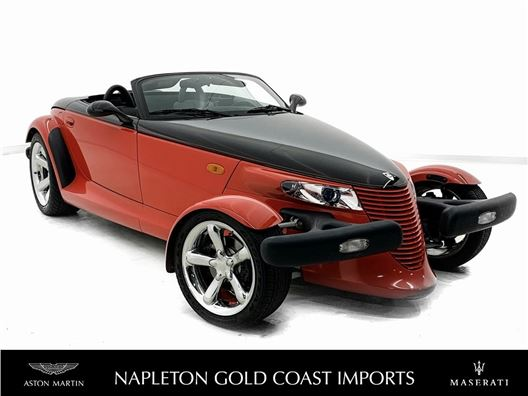 2000 Plymouth Prowler for sale in Downers Grove, Illinois 60515