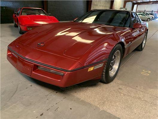 1987 Chevrolet Corvette for sale in Sarasota, Florida 34232