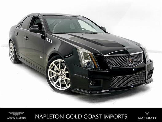 2010 Cadillac CTS-V for sale in Downers Grove, Illinois 60515