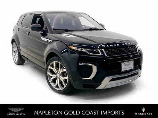 2017 Land Rover Range Rover Evoque for sale in Downers Grove, Illinois 60515