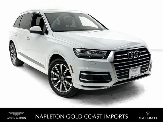 2019 Audi Q7 for sale in Downers Grove, Illinois 60515