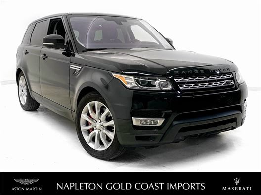2016 Land Rover Range Rover Sport for sale in Downers Grove, Illinois 60515