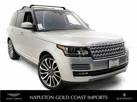 2016 Land Rover Range Rover for sale in Downers Grove, Illinois 60515