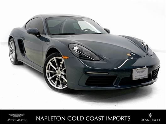 2018 Porsche 718 Cayman for sale in Downers Grove, Illinois 60515