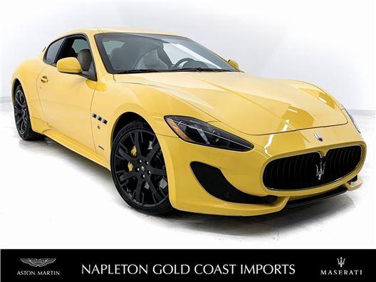 2017 Maserati GranTurismo for sale in Downers Grove, Illinois 60515