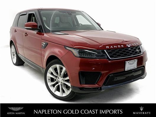 2018 Land Rover Range Rover Sport for sale in Downers Grove, Illinois 60515