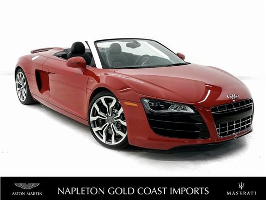 2012 Audi R8 for sale in Downers Grove, Illinois 60515