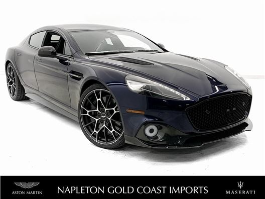 2019 Aston Martin Rapide for sale on GoCars.org