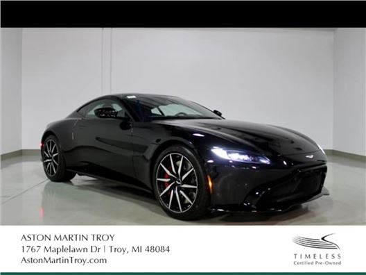 2020 Aston Martin Vantage for sale in Troy, Michigan 48084