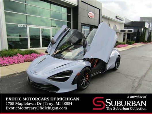 2019 McLaren 720S for sale in Troy, Michigan 48084