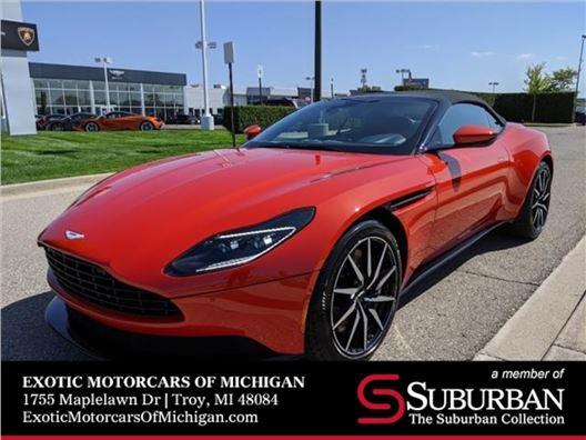 2020 Aston Martin DB11 for sale in Troy, Michigan 48084