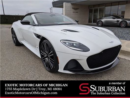 2020 Aston Martin DBS for sale in Troy, Michigan 48084