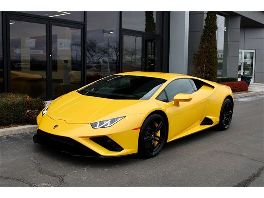 2021 Lamborghini Huracan EVO for sale on GoCars.org
