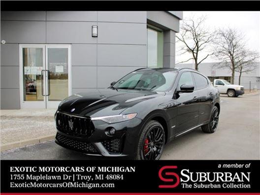2021 Maserati Levante for sale in Troy, Michigan 48084