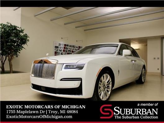 2021 Rolls-Royce Ghost for sale in Troy, Michigan 48084
