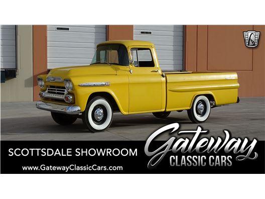 1959 Chevrolet Apache for sale in Phoenix, Arizona 85027