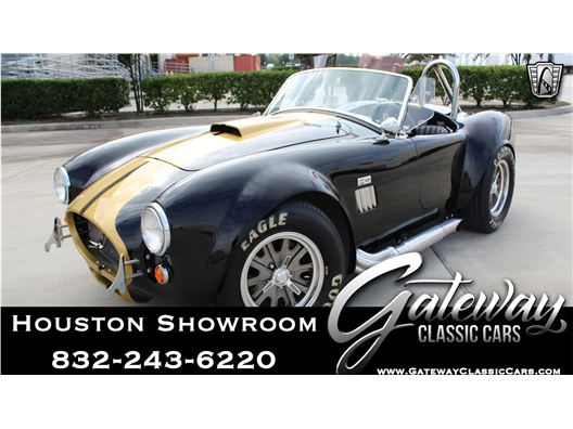 1965 Factory Five Cobra for sale in Houston, Texas 77090