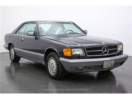 1988 Mercedes-Benz 560SEC for sale on GoCars.org