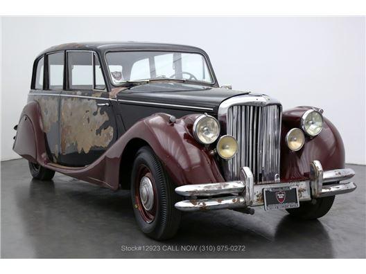 1950 Jaguar Mark IV for sale on GoCars.org