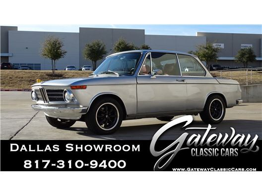1972 BMW 2002 for sale in DFW Airport, Texas 76051