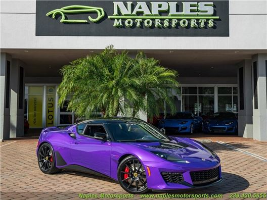 2021 Lotus Evora GT for sale on GoCars.org