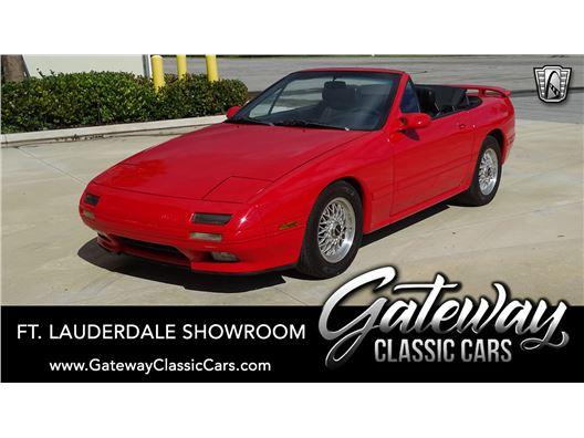 1990 Mazda RX7 for sale in Coral Springs, Florida 33065
