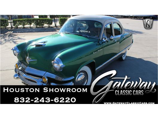1953 Kaiser Manhattan for sale in Houston, Texas 77090