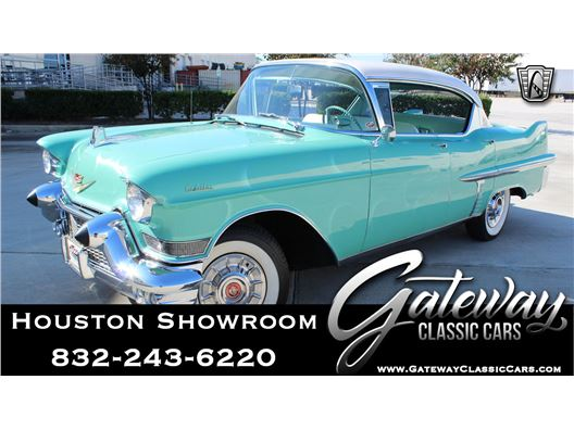 1957 Cadillac Series 62 for sale in Houston, Texas 77090