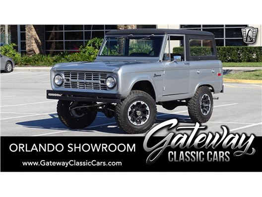 1976 Ford Bronco for sale in Lake Mary, Florida 32746