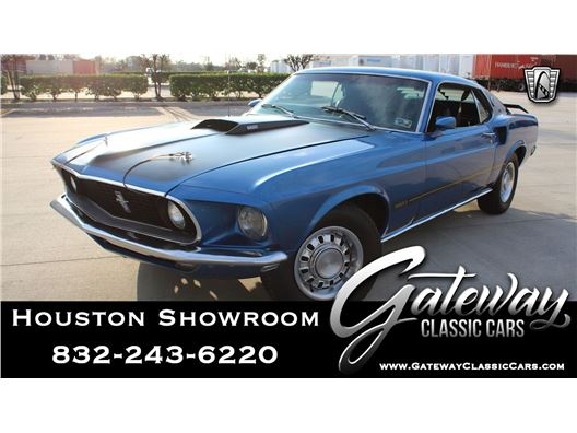 1969 Ford Mustang for sale in Houston, Texas 77090