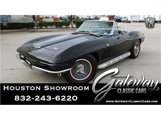 1966 Chevrolet Corvette for sale in Houston, Texas 77090