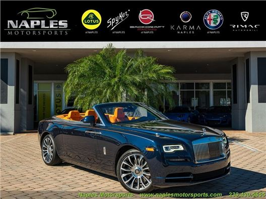 2017 Rolls-Royce Dawn for sale in Naples, Florida 34104