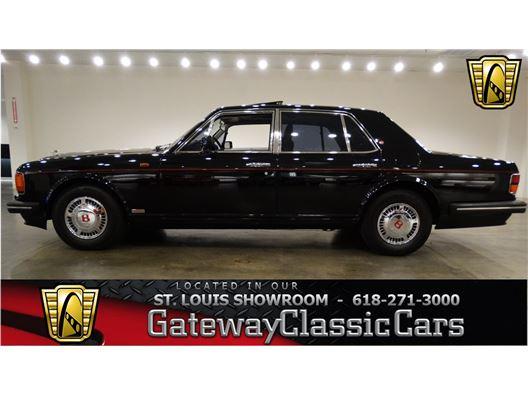 1989 Bentley Turbo-R for sale in O'Fallon, Illinois 62269