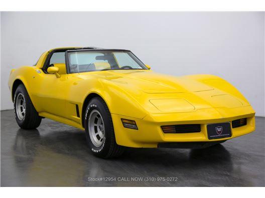 1980 Chevrolet Corvette for sale in Los Angeles, California 90063