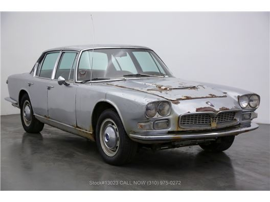 1968 Maserati Quattroporte for sale in Los Angeles, California 90063