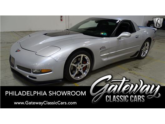 2002 Chevrolet Corvette for sale in West Deptford, New Jersey 8066