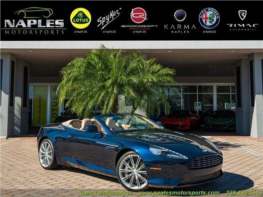 2012 Aston Martin Virage Volante for sale in Naples, Florida 34104