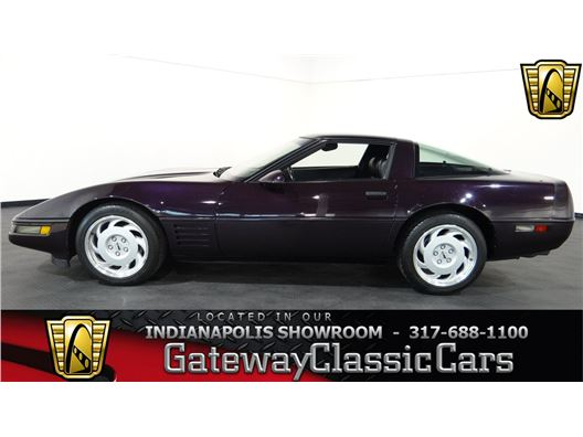 1992 Chevrolet Corvette for sale in Indianapolis, Indiana 46268