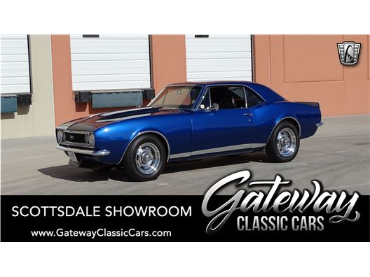 1967 Chevrolet Camaro for sale in Phoenix, Arizona 85027