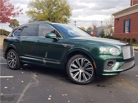2021 Bentley Bentayga for sale in Alpharetta, Georgia 30009