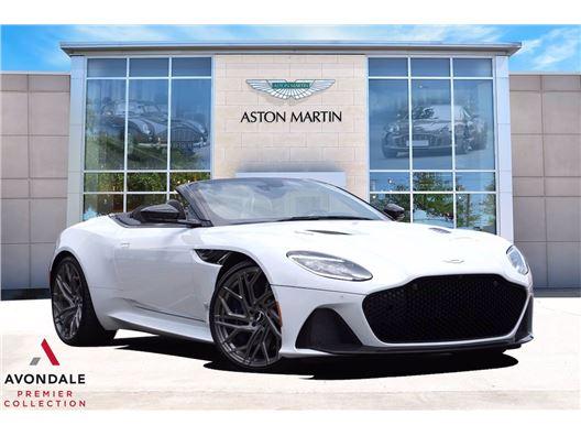 2020 Aston Martin DBS for sale in Dallas, Texas 75209