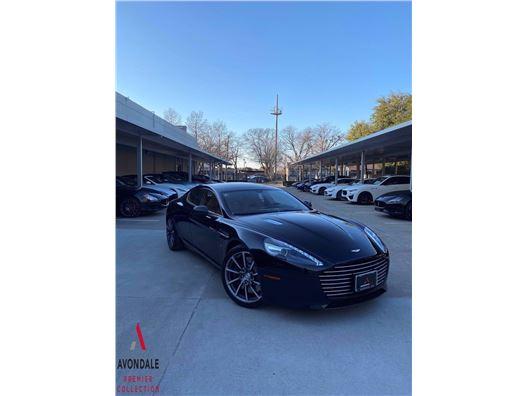 2017 Aston Martin Rapide S for sale in Dallas, Texas 75209