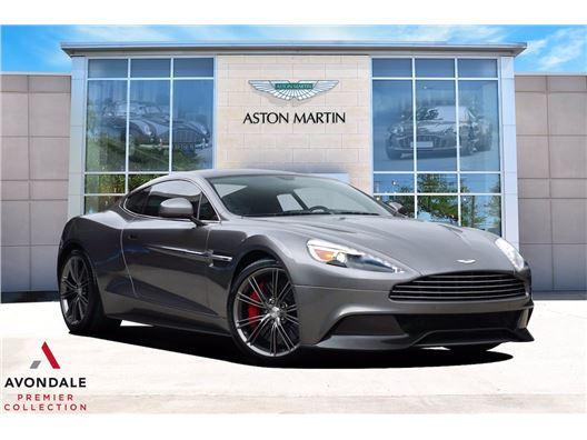 2014 Aston Martin Vanquish for sale on GoCars.org